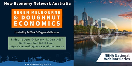 Regen Melbourne & Doughnut Economics tickets