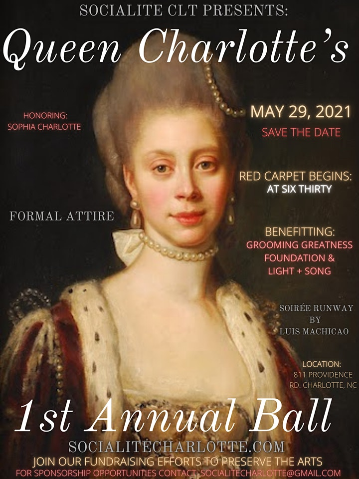 Queen Charlotte's 1st Annual Ball of Mecklenburg image