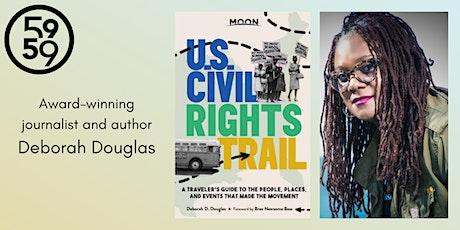Authors & Ideas: Deborah Douglas tickets