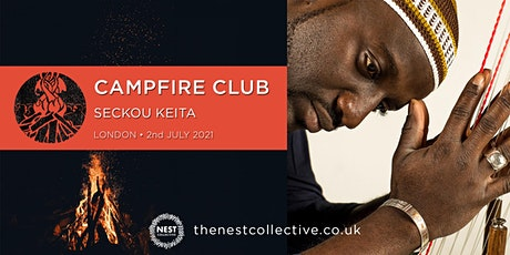 Campfire Club London: Seckou Keita tickets
