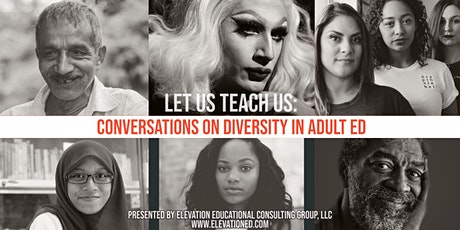 Conversations on A Diversity Call To Action for Adult Education tickets