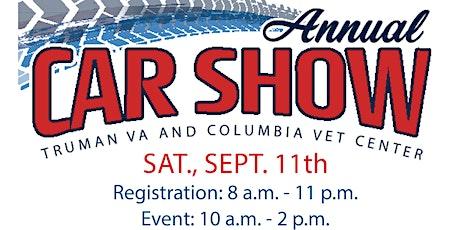 Truman VA/Vet Center 2021 Car Show tickets