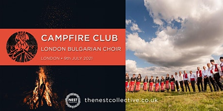 Campfire Club London: London Bulgarian Choir tickets