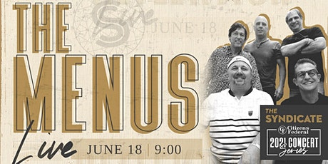 The Menus LIVE tickets