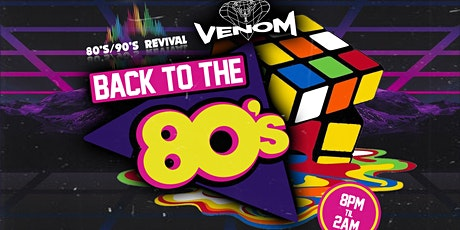 Back to the 80's with 80's/90's Revival tickets