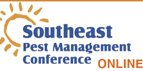 2021 - ONLINE Southeast Pest Management Conference - SEPMC tickets