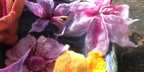 Felt Flowers with Geraldine Field tickets