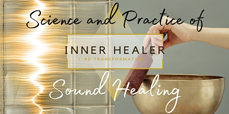 The Science and Practice of Healing With Sound - 16.05 tickets