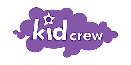 Kid Crew April Scavenger Hunt tickets
