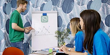 Estrategias para optimizar tu  Whatsapp Business tickets
