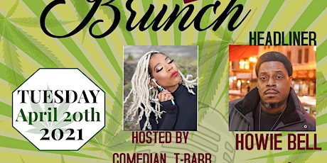 Weed and Laughs Brunch tickets