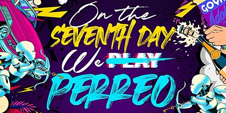 ON THE SEVENTH DAY | SUNDAY FUNDAY LATIN PARTY! tickets