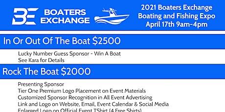 Event Sponsorship tickets