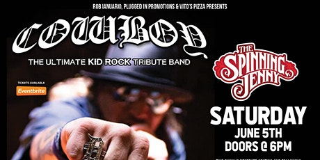 Cowboy - Kid Rock Tribute tickets
