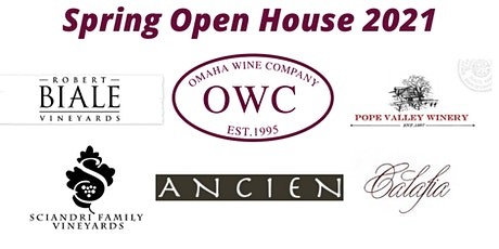 Spring  Open House: Sunday, Session 1 tickets