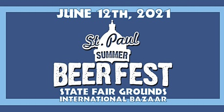 12th Annual St Paul Summer Beer Fest tickets