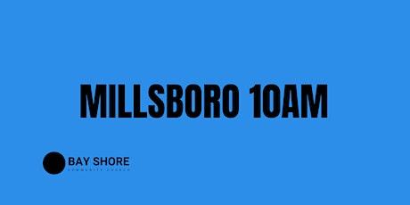 10:00AM // Millsboro Campus tickets