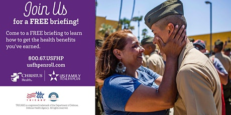 USFHP - Are You Eligible? tickets