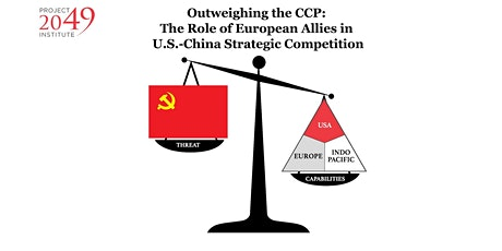 Outweighing the CCP: The Role of European Allies in U.S.-China Strategic... tickets
