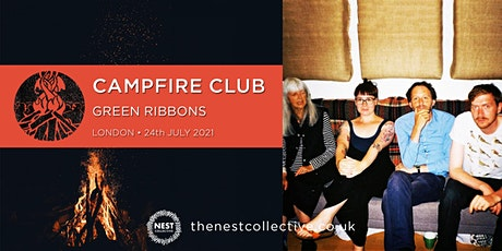 Campfire Club London: Green Ribbons tickets