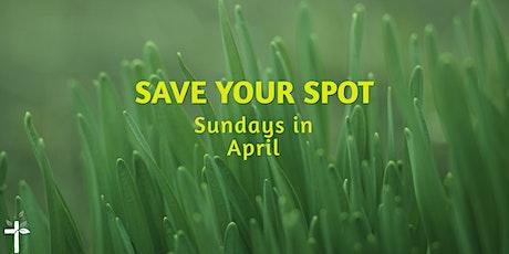 BBC Sunday Service on April 25, 2021 tickets