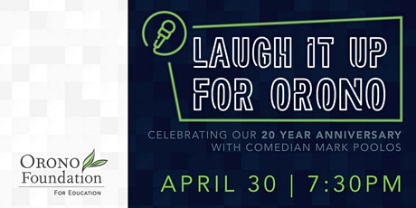 Laugh It Up For Orono tickets