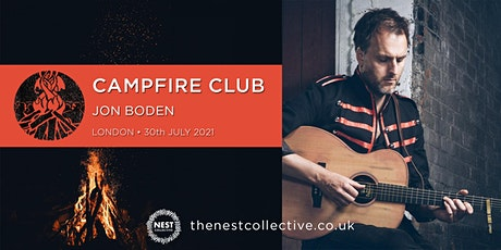 Campfire Club London: Jon Boden tickets
