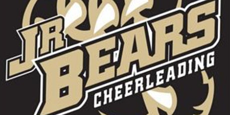 Mountain View Jr. Bears Competition Cheer Tryouts tickets