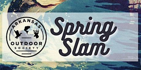 Spring Slam - AOS Central Arkansas tickets