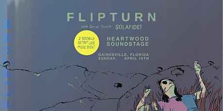 FLIPTURN with special guests SolaFide! live at Heartwood tickets