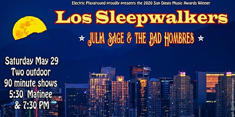 Los Sleepwalkers - **Evening Show** tickets