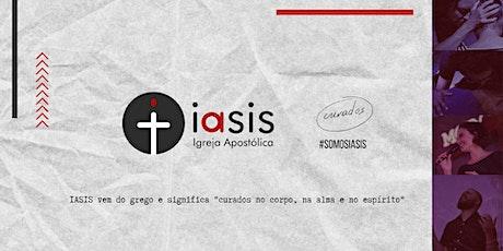 Cultos da Família - IASIS ingressos