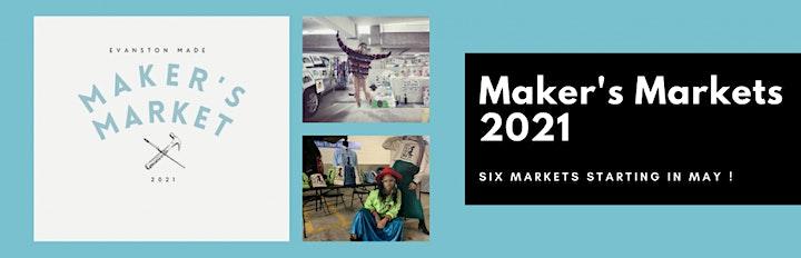 First Saturday Evanston Art Events image