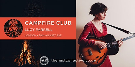 Campfire Club London: Lucy Farrell tickets