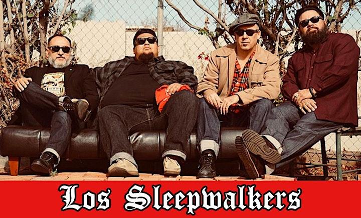 Los Sleepwalkers - **Evening Show** image