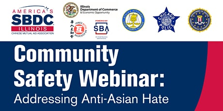 Community Safety Webinar tickets