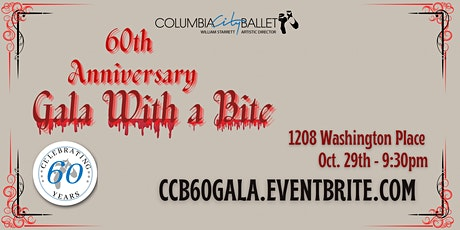 Columbia City Ballet's 60th Anniversary Gala tickets