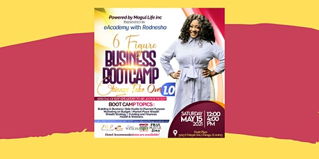 6 Figure Business Bootcamp 1.0: Chicago Takeover: tickets