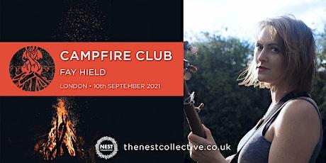 Campfire Club London: Fay Hield tickets