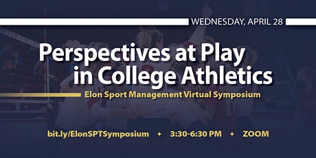 Perspectives at Play in College Athletics tickets