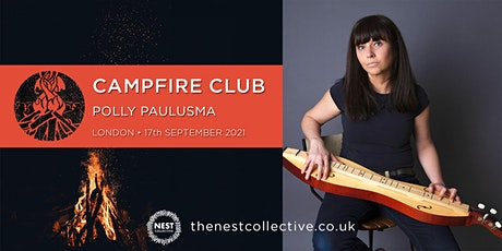 Campfire Club London: Polly Paulusma tickets
