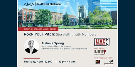 Rock Your Pitch: Storytelling with Numbers tickets