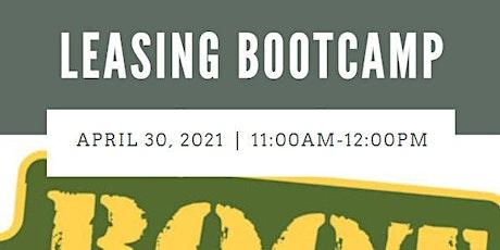 AAA Leasing Bootcamp tickets