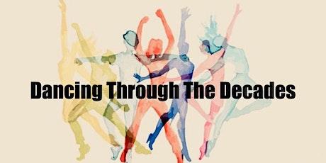 NSB's 2021 Showcase - Dancing Through The Decades tickets