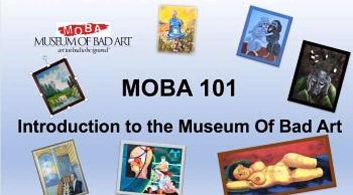 MOBA 101 with Louise Reilly Sacco image