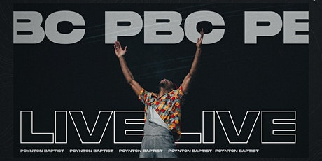 PBC Sunday service - April 11th tickets
