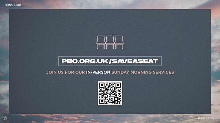 PBC Sunday service - May 9th image