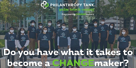 Philanthropy Tank - Palm Beach Count | Student Virtual Application Workshop tickets