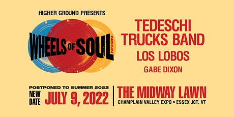 Tedeschi Trucks Band - Wheels of Soul 2022 tickets