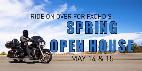 Spring Open House & Demo Truck Event tickets
